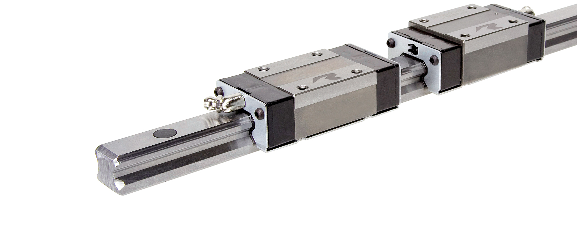 RLM Linear Guide Rails and Blocks