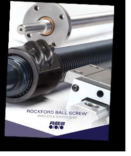 Bridgeport Kits- Rockford Ball Screw