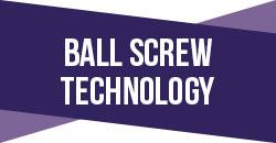 Ball Screw Technology