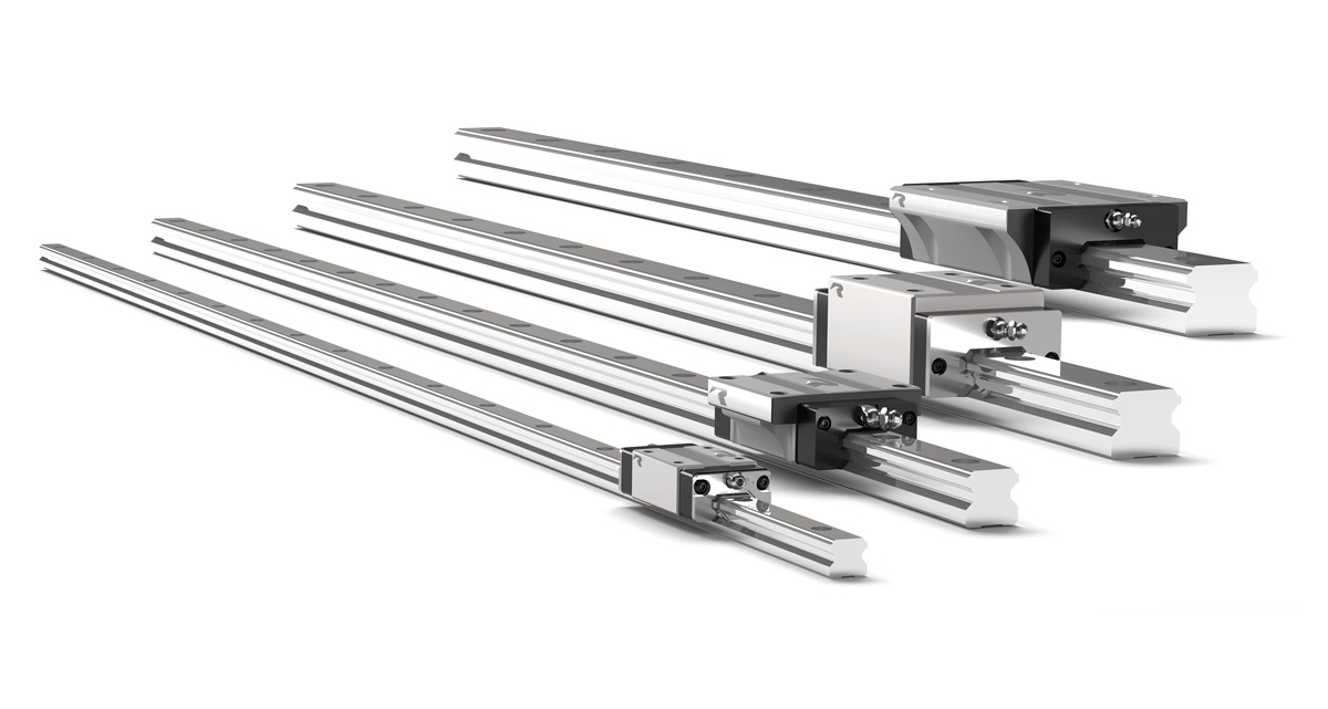 Guide Rail Set